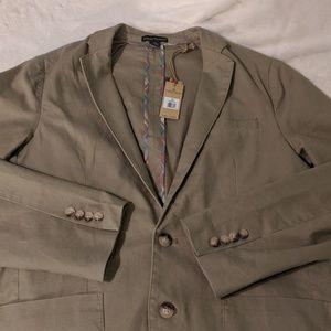 Tailor Vintage Uncontstructed Blazer NWT
